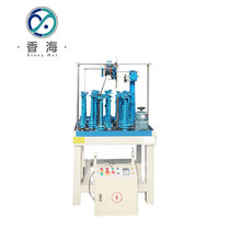 flat belt/wire /rope/cable braided making flat rope machine