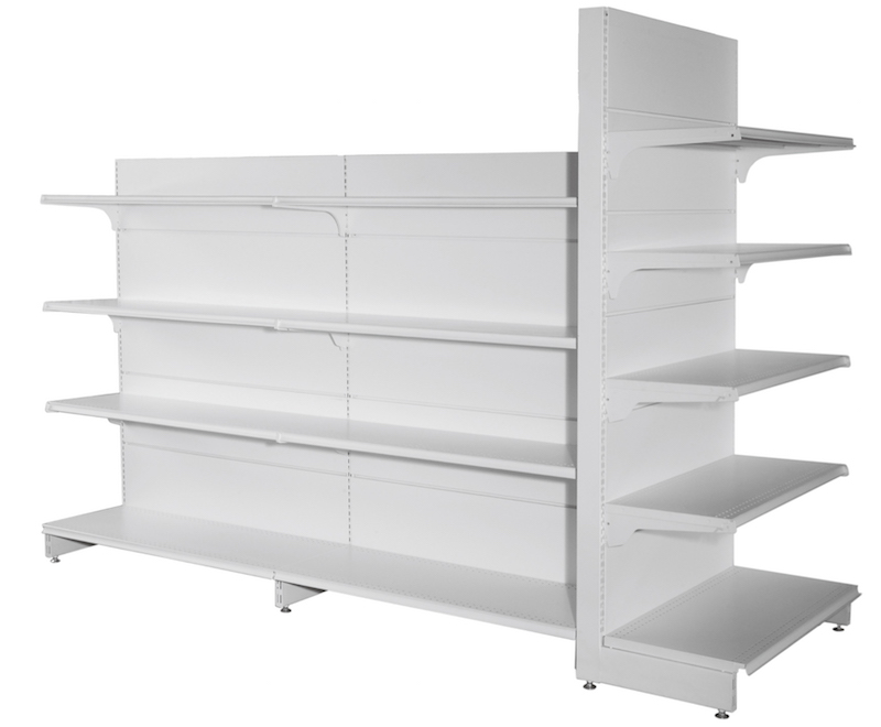Ownace Supermarket Supplies Retail Commercial Liquor Store Shelving