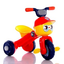 2016 cartoon tricycle for kids ride on bicycle