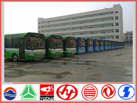 China brand new dongfeng 7.2m 24 seater used city bus for sale in dubai