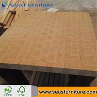 Bamboo End grain top End Grain Butcher Block Counter Top