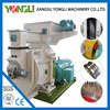 Homemade used sawdust pellet milling machine with CE approved 1-2T/H capacity