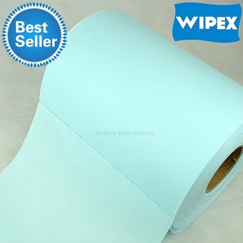 High Quality Design Spunlace Nonwoven Fabric Household Dry Cleaning Wipe