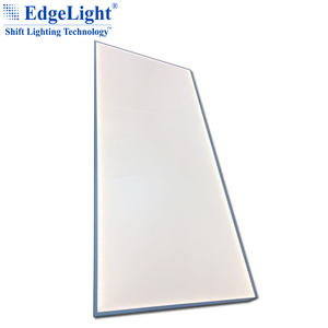Edgelux AF49 china supplier 8mm thickness flexible led video wall backlit acrylic panel with UL CE RoHS