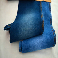 Cotton spandex fabric denim jeans