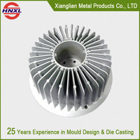 Professional 25 years aluminum & Zine die casting manufacture, die casting spare products in china