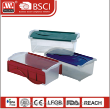 ON SALE--Plastic shoes container/box(4L)