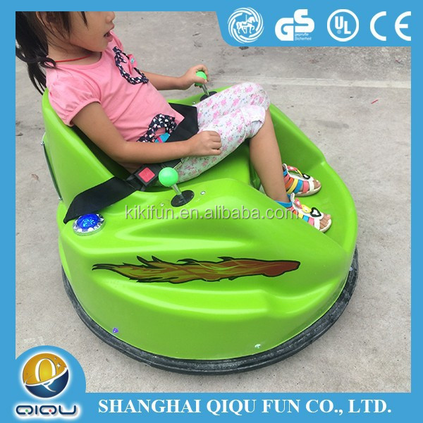 2016 nice beautiful kid electric bumper car for kids amusement