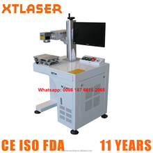 Mobile Watch Phones fiber laser marking machine for stainless steel