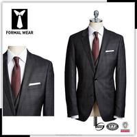 Made to measure high quality mens business suits office uniform designs for men