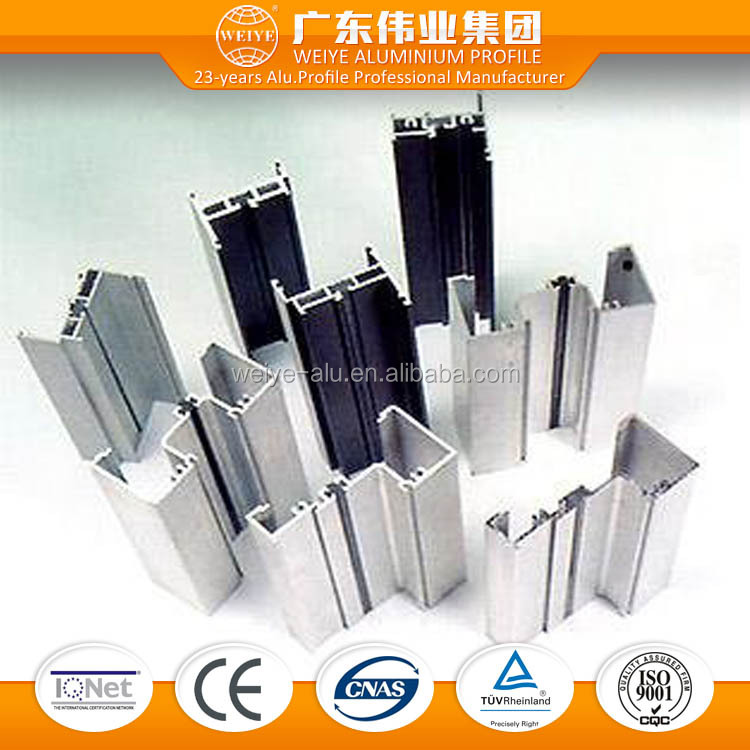 <strong>aluminum</strong> sliding window profile factory aluminium extrusion profiles for caesment