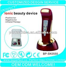 Personal care microcurrent face care beauty equipment