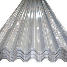 Environmental protection material factory price 0.7mm thick aluminum zinc roofing sheet