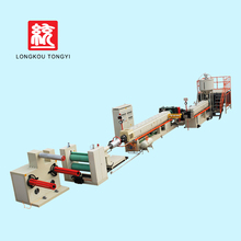 5 layer PS foaming sheet extruder machine plastic