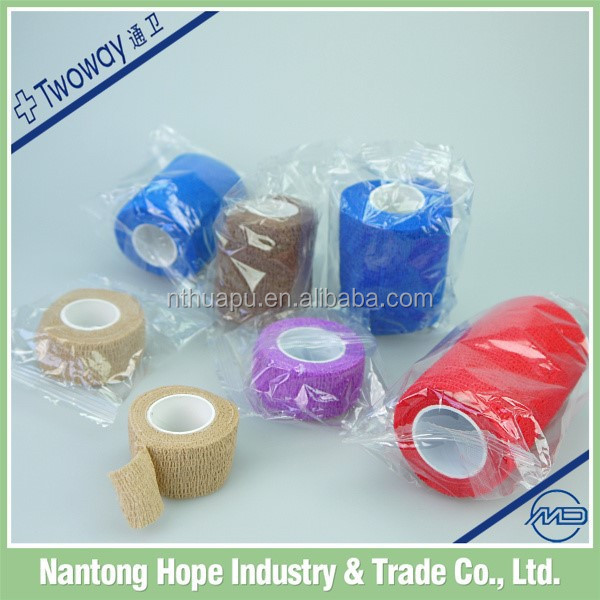 medical dressing non-woven magnetic bandage