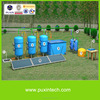 PUXIN low cost biogas machine with plastic septic tank cover for water purifier