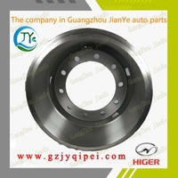High quality Dongfeng bus widen EQ153 front Brake drum/hub