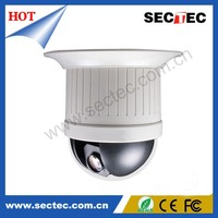 1/4 sony CCD 480TVL dsp zoom camera 30x