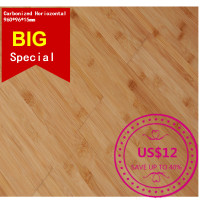 Carbonized Vertical/Horizontal Bamboo Flooring