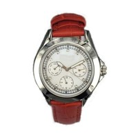 Custom Stainless Steel Watch Case Wrist Watch For Lady