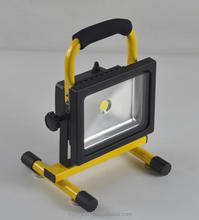 high power 20W COB LED rechargeable work light