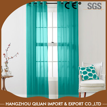 High Quality Sheer White Voile Curtain Panels