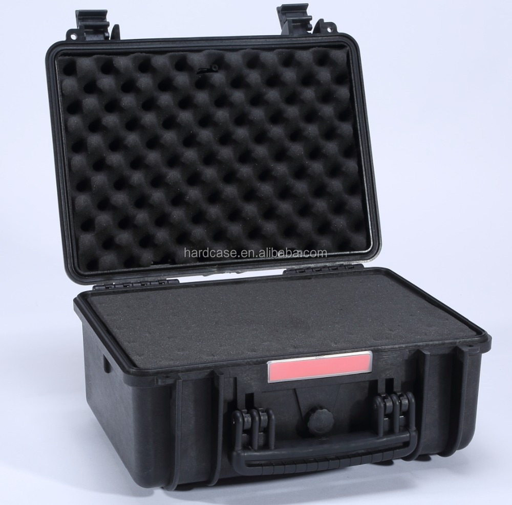 Equipment plastic waterproof rugged cases plastic drill bit case