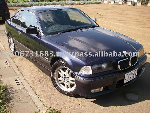 Buying used cars 1998y BMW 323 M sports CB25