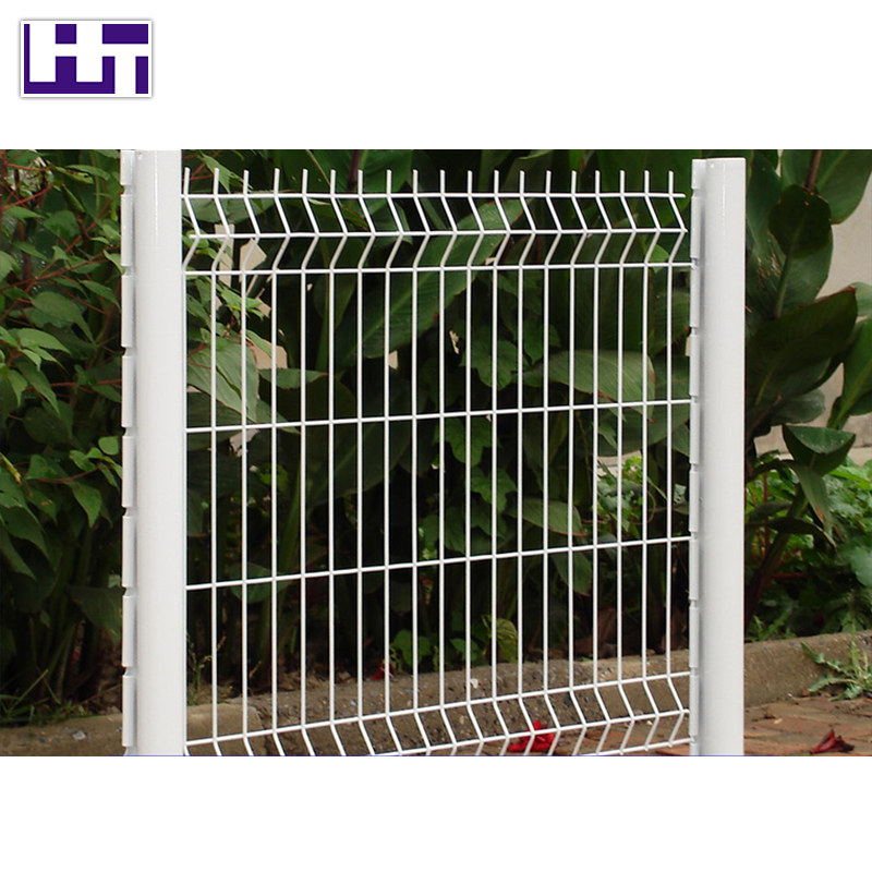 Wholesale Supper Quality Wood Plank Garden Solid Metal Fence Panel