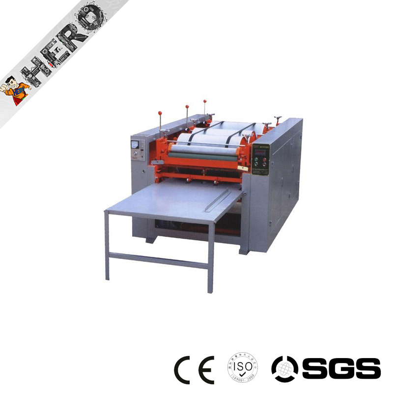DS850 ink wheel marking flex printing machine price color business card printing machine