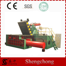 Shengchong Brand Y81-400A Series straw bale press machine metal packer