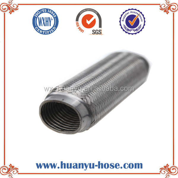 auto parts 3.5*10 inch stainless steel exhaust pipe