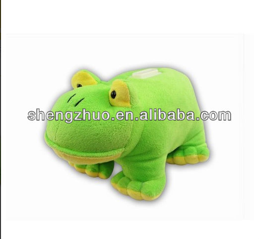 Animals frog coin bank for kids