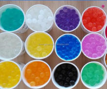 Agriculture crystal soil water beads,sap crystal soil for plants,crystal mud for soilless cultivation