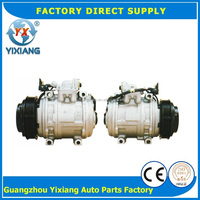 0002301111 119MM 6PK Clutch 10PA15C Auto Car AC Compressor For Mercedes Benz W124