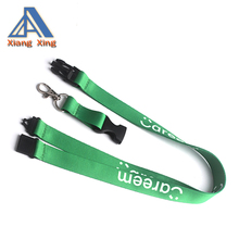 xiangxing brand Best selling wholesale polyester hollow custom printing lanyard