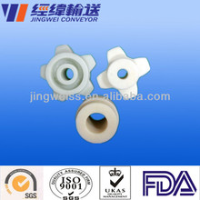 small gear wheel and nylon pulley wheels with bearing