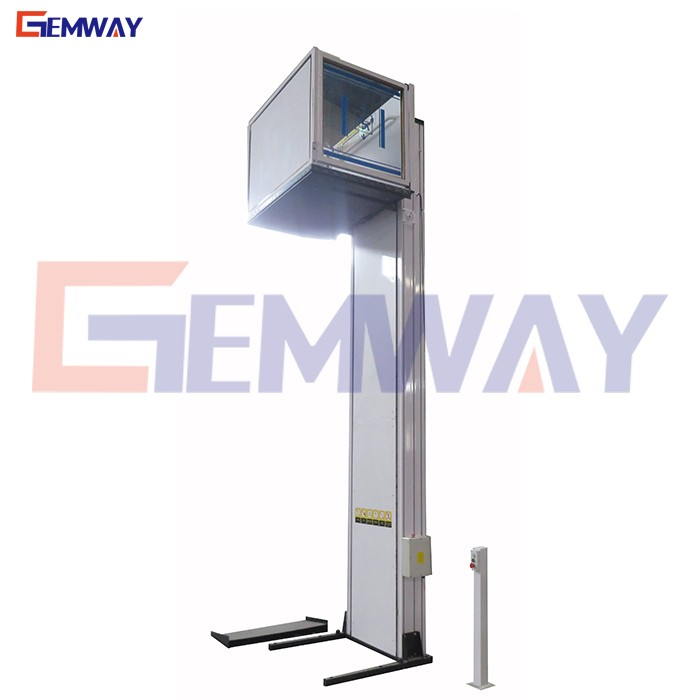 250kg Vertical electric wheelchair platform lift for sale