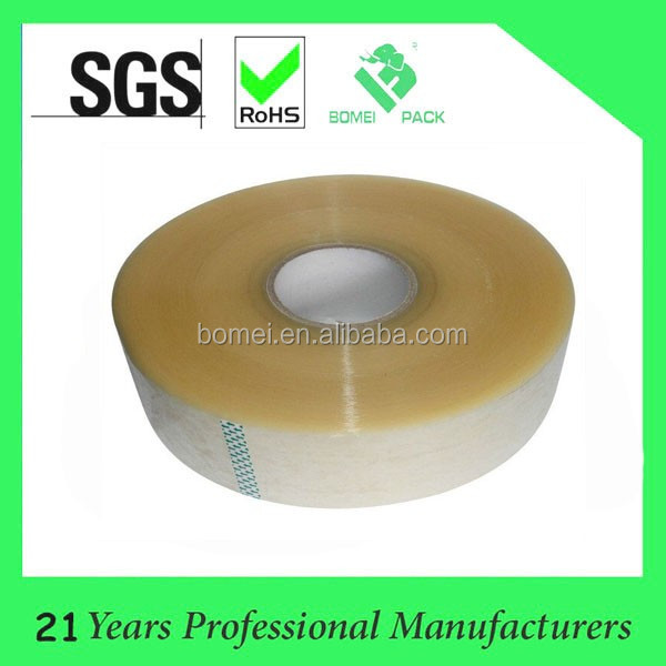 bopp self adhesive tape plant manufactures