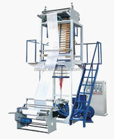 SJ55-800 bag making Plastic Film Blowing Machine(HDPE, LDPE)