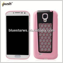 PC+Metal Case For Samsung Galaxy S4 Protector Shell waterproof case for samsung galaxy s4 i9500