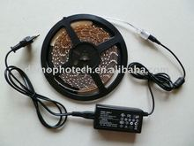 60LED Touchscreen SMD3528 IR 850nm LED Flexible Strip Light