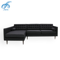 Modern Design Sofa Fabric L Shaped