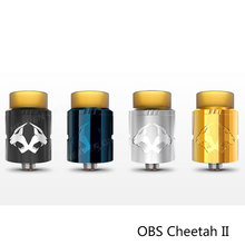 New 2017 OBS Cheetah II RDA Tank portable vaporizer for sale