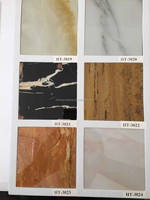 New product artificial marble plastic panel
