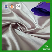 100 polyester satin panties fabric spandex satin textile