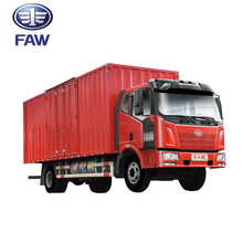 FAW J6L 4x2 700p delivery van commercial vehicle cargo truck chassis