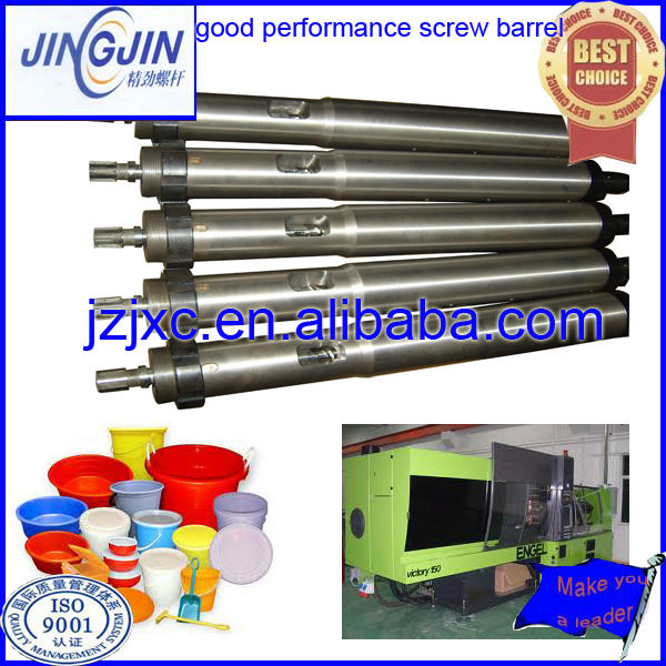 single screw barrel for Engel used injection molding machine