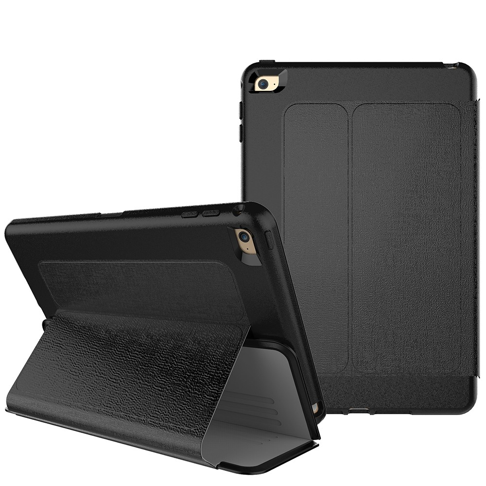 Auto Sleep and Wake Up Shockproof TPU Tablet Case For iPad mini 4