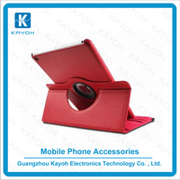 [kayoh] For New Apple iPad Air 2 PU Rotate Leather Case With 10 Colors
